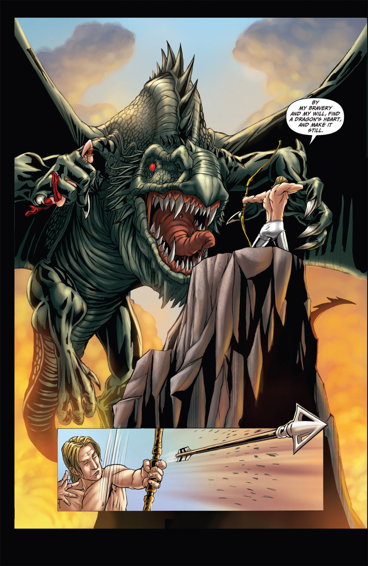 Grimm Fairy Tales (2005) Issue #61 #64 - English 21