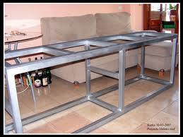 Acuario a medida mesas y estanterias para acuarios - Pintar aluminio lacado ...
