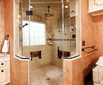 Ba os modernos accesorios ducha ba o for Accesorios bano piedra