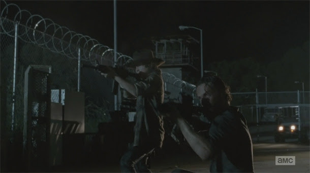 The Walking Dead 4x05 - Internament: La Crítica