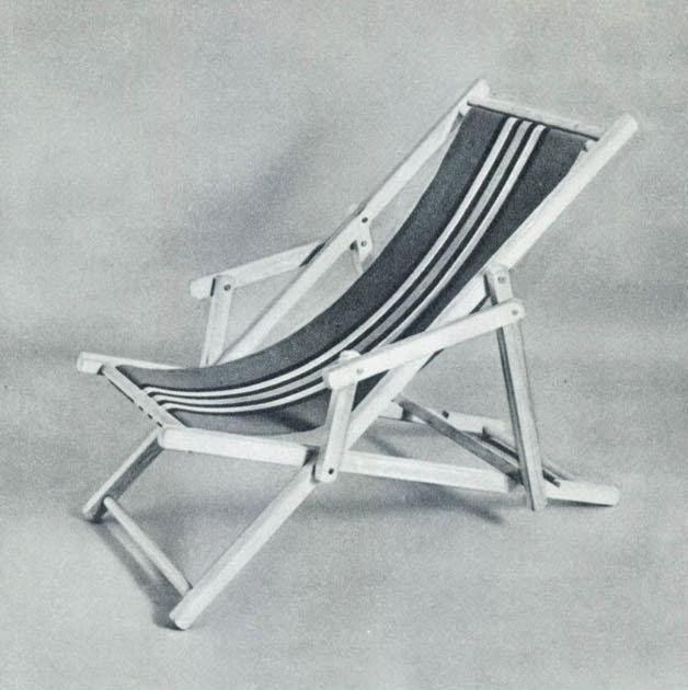 Gdl trace cara vecchia sedia a sdraio da spiaggia for Sedia sdraio