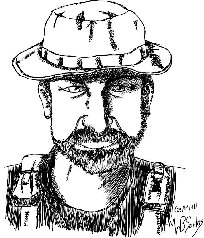 Captain Price from Call of Duty: Modern Warfare