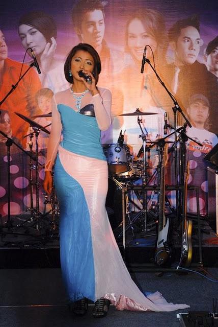 Gambar Arrora Salwa Seksi Hot Cun Lagu Ahmad