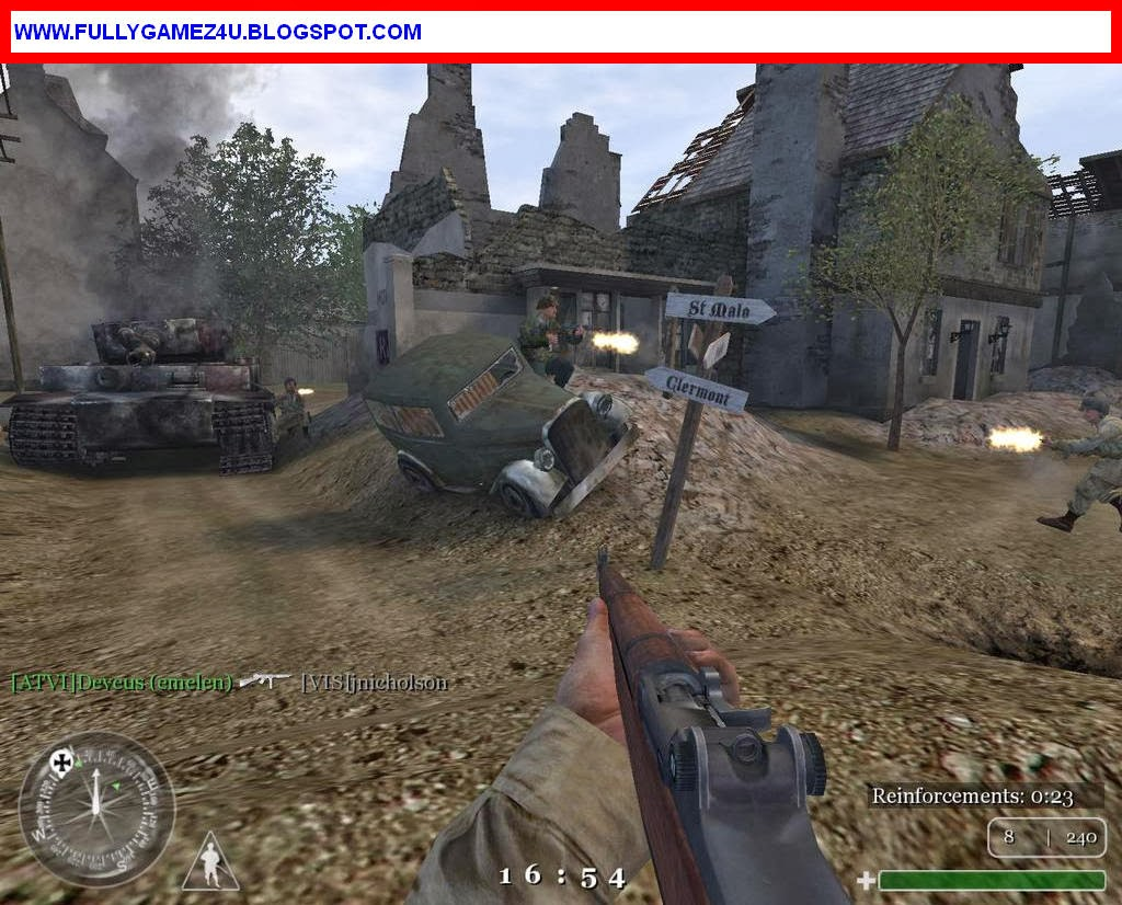Download call Of Duty 1 Game Full Version