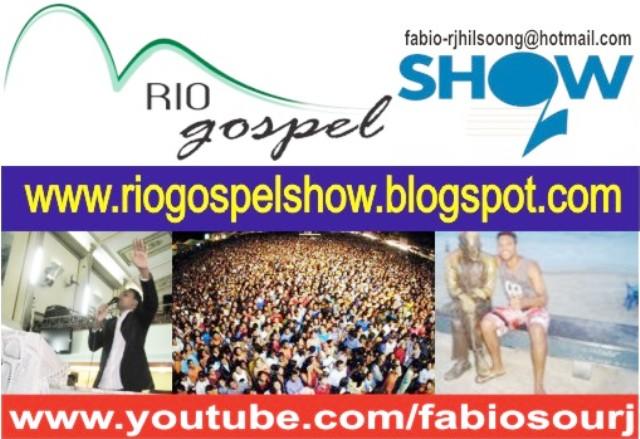Fábio Brasil é Rio Gospel Show