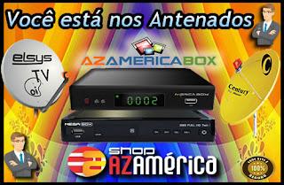 AMERICABOX AMB 3606 EM MEGABOX 3606 - 06/07/2015