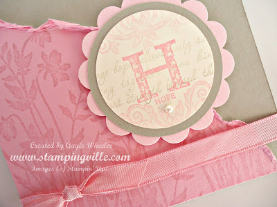Strength & Hope stamp set ideas