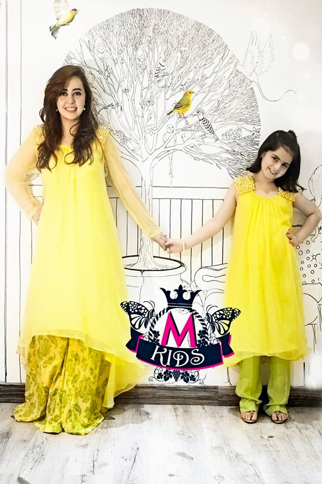 Maria B Eid Collection 2013 2014 Maria B Evening Wear