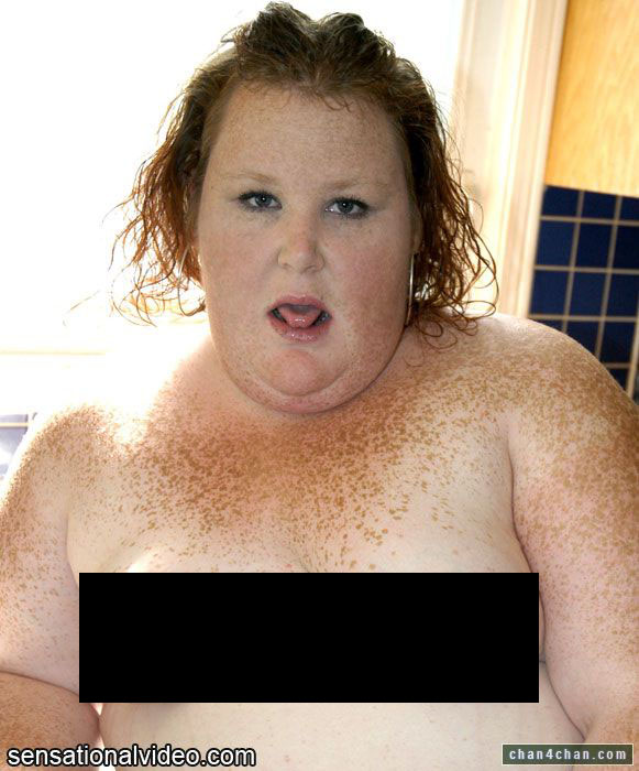 from Jayson ugly fat naked ginger woman