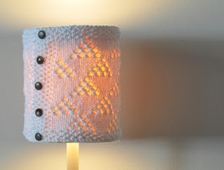 manualidades pantallas de lampara