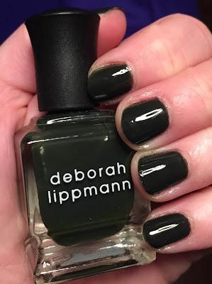 Deborah Lippmann, Deborah Lippmann Billionaire, Deborah Lippmann Fall 2011 nail polish collection, manicure, #ManiMonday, Mani Monday, nails, nail polish, nail lacquer, nail varnish