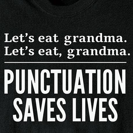 [Image: Punctuation+saves+lives.jpg]