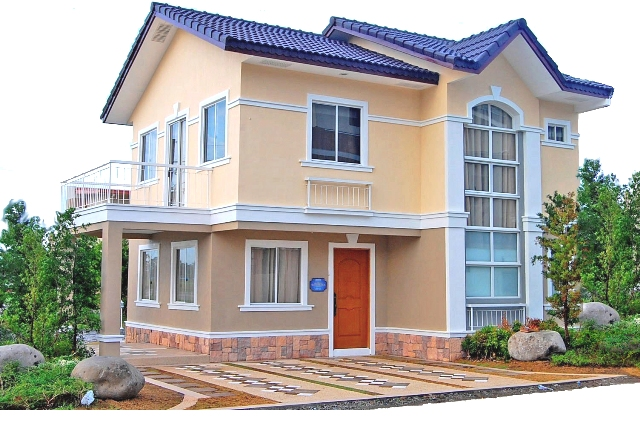 Alexandra model buy a home in lancaster new city cavite for Home models and prices
