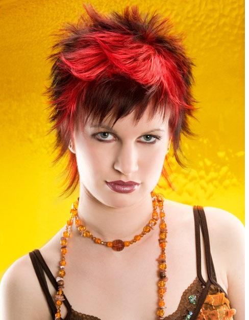 Short Emo Hairstyles - Short Emo Haircuts