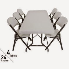 Saving Money With Folding Chairs