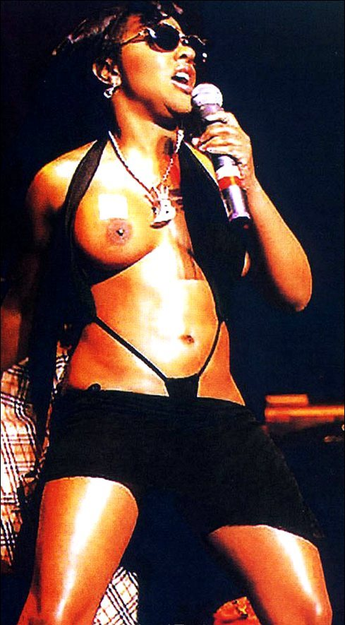 Frankly, Hot naked lil kim pics