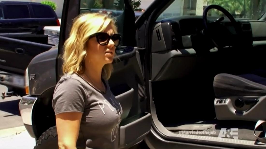Brandi Passante vende el camion de Jarrod