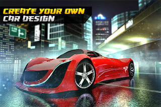 Screenshots of the High Speed Race: Need for Asphalt Racing for Android tablet, phone.