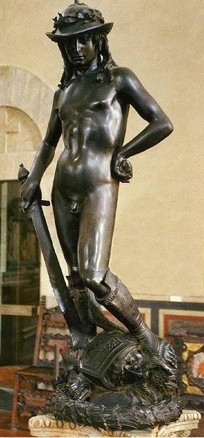 David de Donatello, símbolo del renacimiento