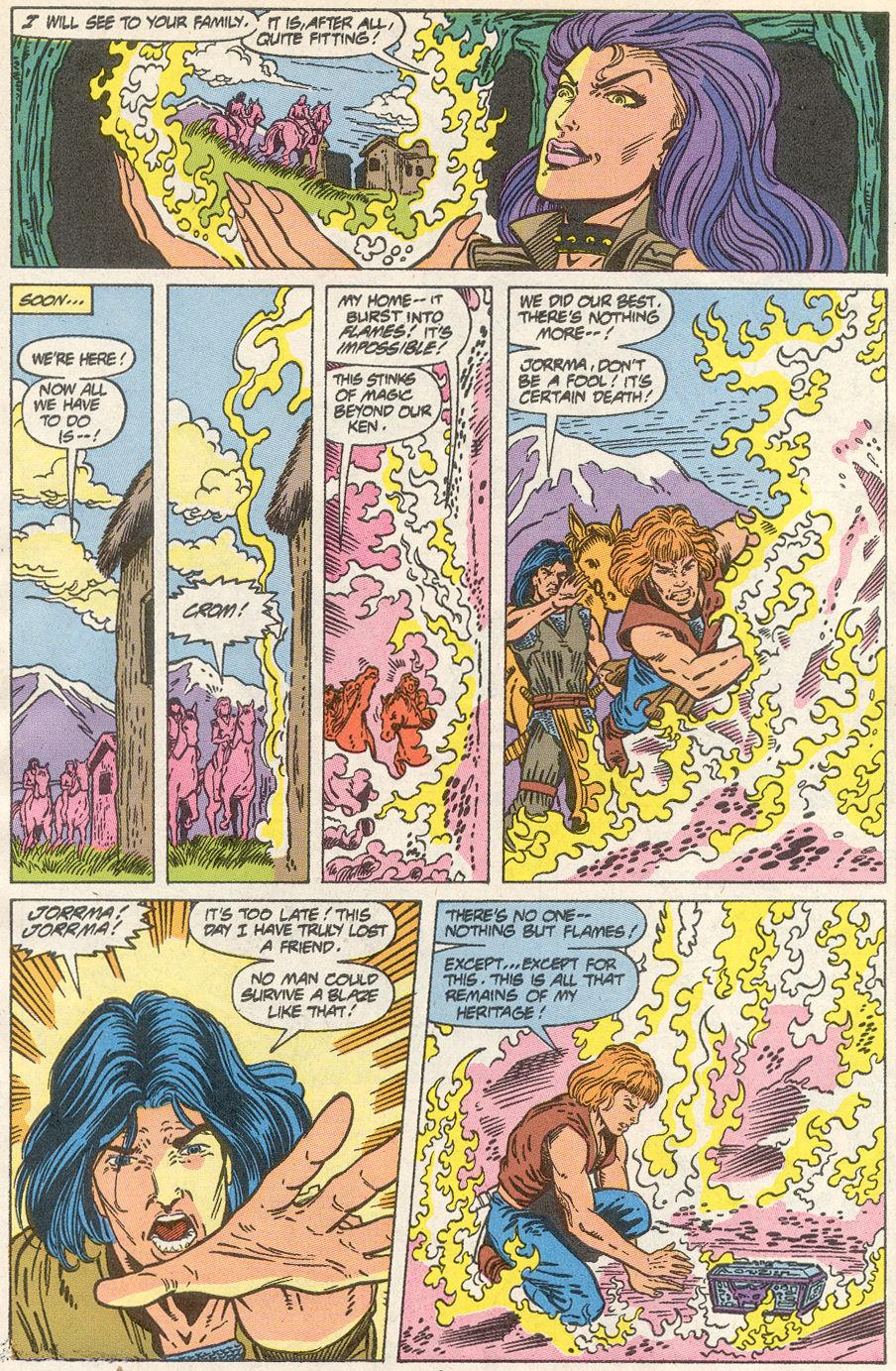 Conan the Barbarian (1970) Issue #233 #245 - English 24