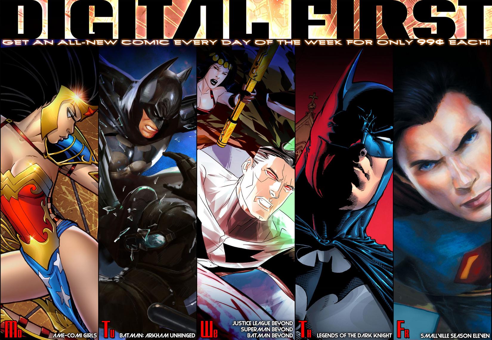Batman Beyond (2012) Issue #9 #9 - English 22