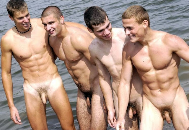 Richard Pierce Nude