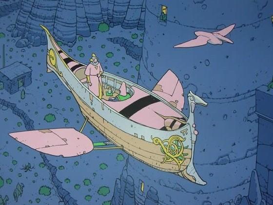 Moebius en su ultimo viaje