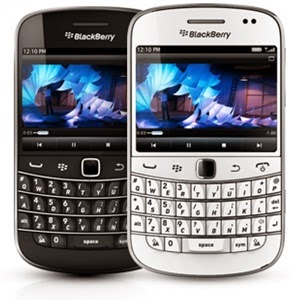 Review BlackBerry Bold Touch 9900
