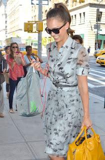 Jessica Alba moda 2012