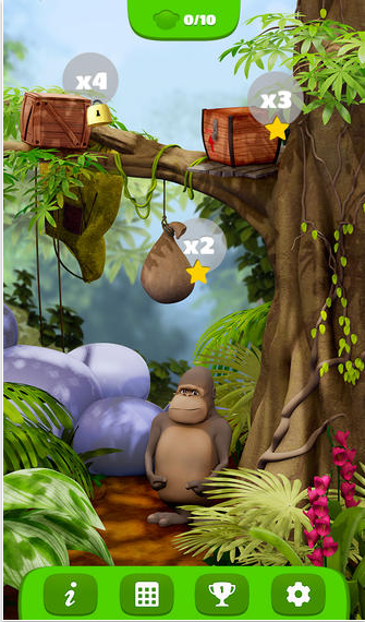 10monkeys a game to practice multiplication.