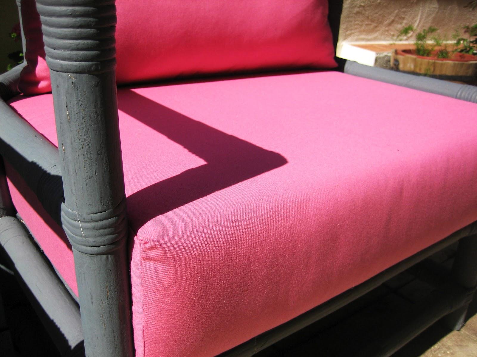 Cojin Terraza Awesome Sofa Terraza O Jardin De Plazas De Aluminio  # Cojines Muebles Terraza