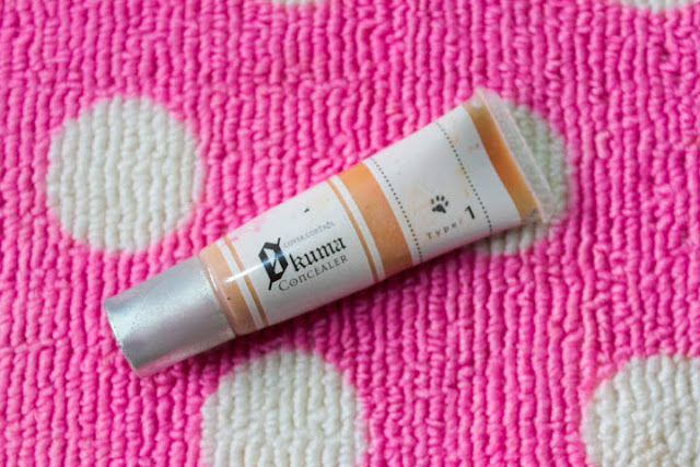 K-palette Zero Kuma Concealer in Natural Beige review