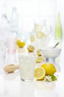 Agua de limón para bajar de peso