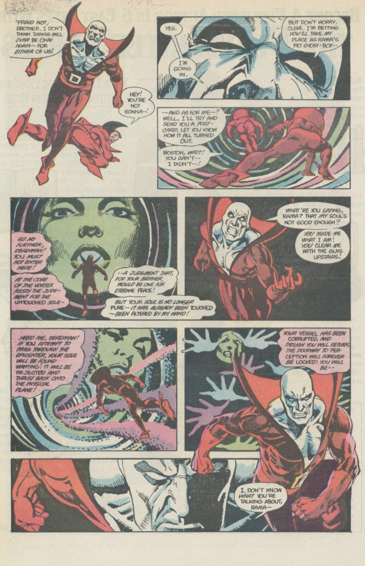 Deadman (1986) #1 #4 - English 31