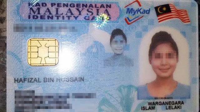 Hafizal, Pria Tercantik di Malaysia Nangis Karena KTP Disebar