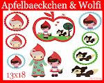 Apfelbaecken&Kuschel Wolf