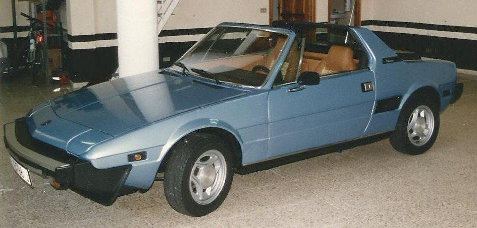 FIAT X/19 BERTONE