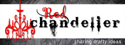 Red Chandelier