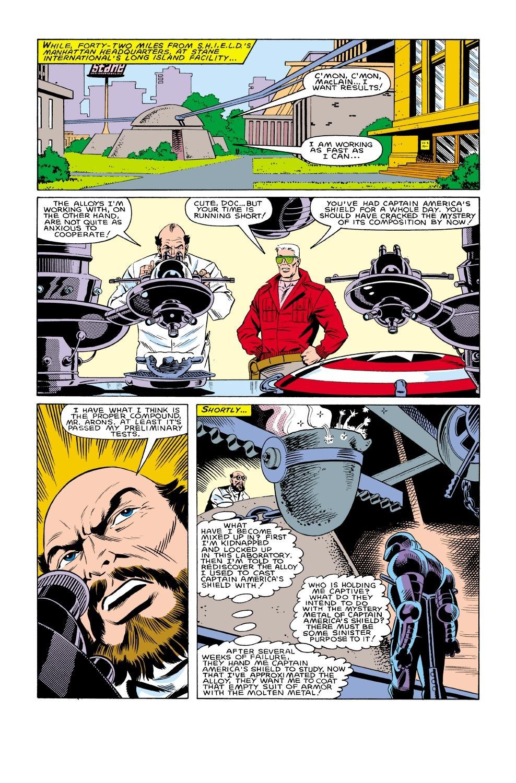 Captain America (1968) Issue #304 #232 - English 8