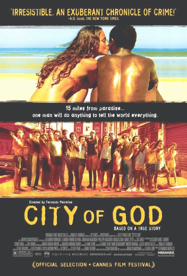 City of God (Cidade de Deus) - Fernando Meirelles, Katia Lund - http://clipcinema.blogspot.it