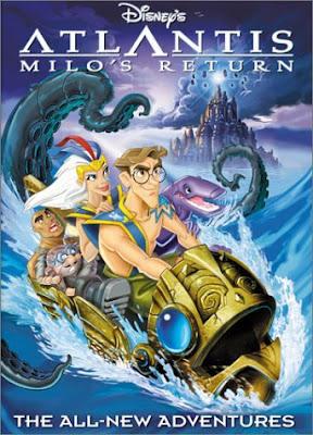 Atlantis 2: O Retorno De Milo – Dublado