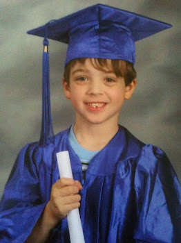 "Picture for Blog, ""My son is graduating . . ."""