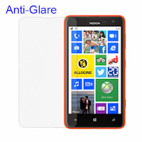 Matte Anti-Glare Screen Guard Film for Nokia Lumia 625