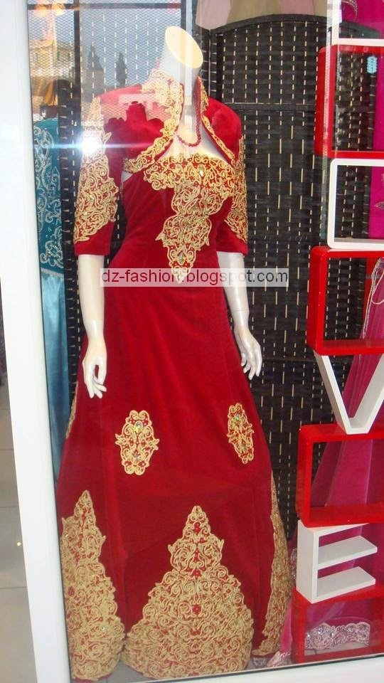 اورع تصديرة للعروس الجزائرية بلمسة العصرية 10386311_81493278855