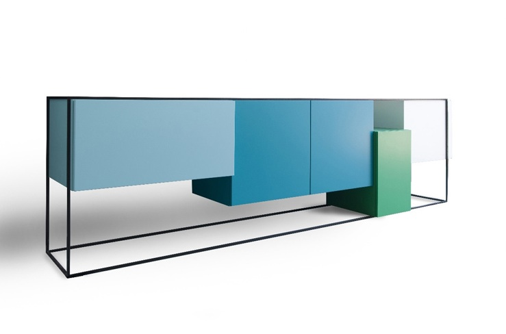 Maison grace moca contemporary sideboards oh so cool for Meuble belge toff