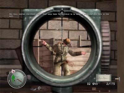 Sniper Elite 1 Kickass