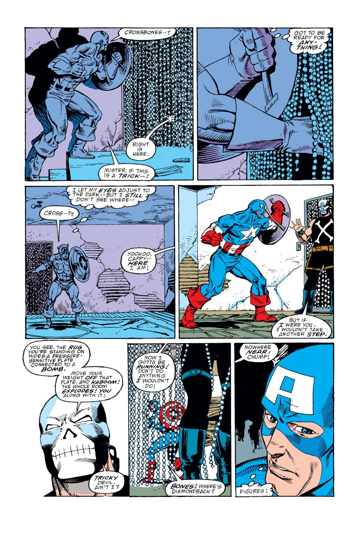 Captain America (1968) Issue #364 #297 - English 9