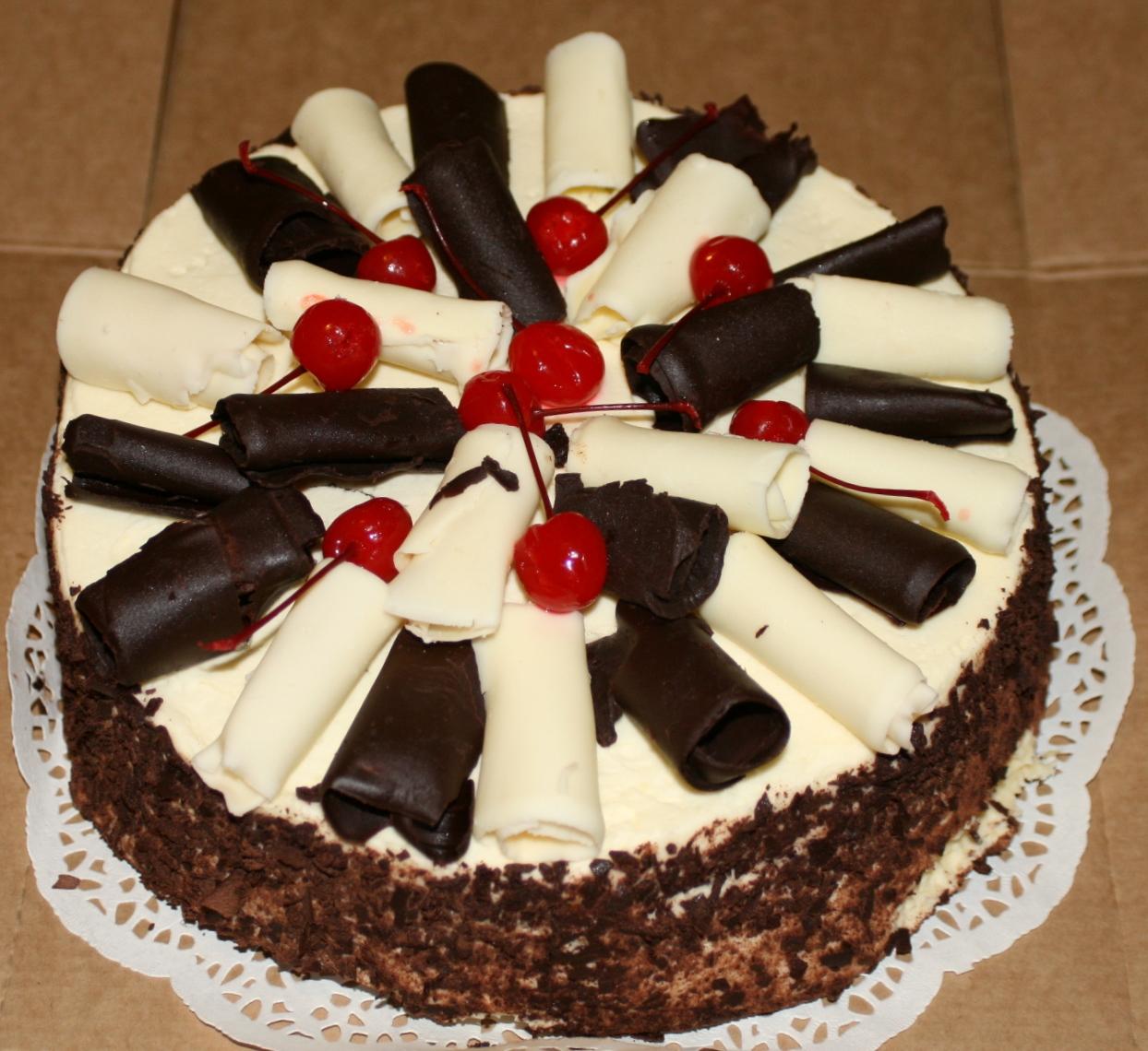 Cheese Cake Shop Robina Brithday Cake