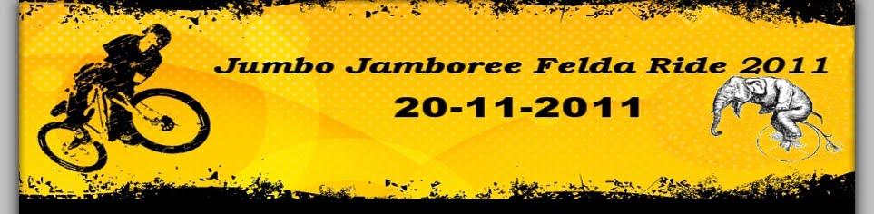 Jumbo Jamboree Felda Ride 2011