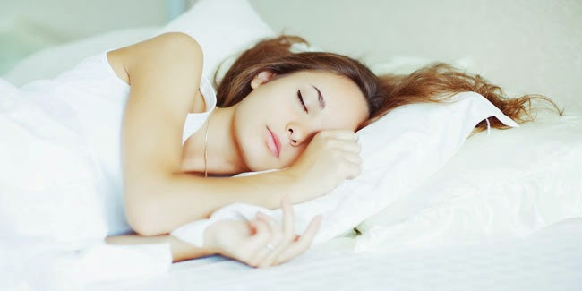 Kebiasaan Sehat Sebeum Tidur